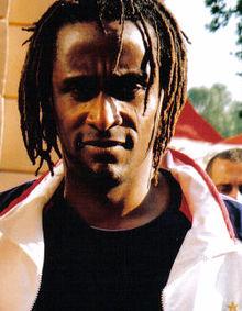 Jean-Pierre Cyprien en 2007. Depuis, c'est le même.